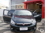 Foto Fiat Grand Siena 1.6 Essence 4p 2014 Flex Cinza