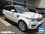 Foto Land Rover Range Rover Branco 2014/ Diesel em...