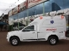 Foto S10 Cabine Simples Nova Ambulância Modelo...