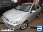Foto Fiat Siena Prata 2002/2003 Gasolina em Brasília