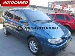 Foto Renault scenic rxe 2.0 2000/ Gasolina AZUL