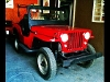 Foto Willys overland cj2a 2 4 cilindros gasolina 2p...