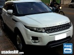 Foto Land Rover Range Rover Evoque Branco 2011/2012...