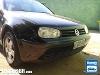 Foto VolksWagen Golf Preto 2003/2004 Gasolina em...