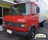 Foto Mercedes MB 710 - Usado - Vermelha - 2002 - R$...