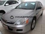 Foto Honda accord sedan lx-at 2.4 16V 4P 2007/