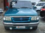 Foto Ford Ranger 1996 STX Verde Cabine Estendida.