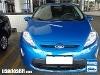 Foto Ford Fiesta Hatch (New) Azul 2012/2013 Á/G em...