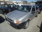 Foto Ford Fiesta 1.0 1999 / 2000 Prata Gasolina 4P...
