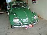 Foto Volkswagen fusca 1300 2p 1969/ gasolina verde