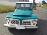 Foto Rural Ford Willys 1973