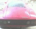 Foto Volkswagen Bianco S 1978 Vermelho