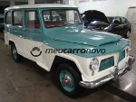 Foto Ford rural willys 4x4 1962/ gasolina verde
