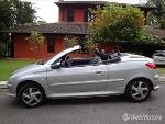 Foto Peugeot 206 1.6 cc 16v gasolina 2p manual 2005/