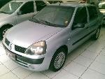 Foto Renault Clio Sedan Authentique Hi-Power 1.0 16V
