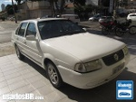 Foto VolksWagen Santana Branco 2000/2001 Gasolina em...
