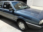 Foto Volkswagen santana quantum cl 2.0 4p 1988 são...