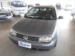 Foto Volkswagen golf 2.0 MI 4P 2002/2003 Gasolina CINZA