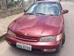 Foto Honda Accord LX 2.2 16V Vinho 1994/