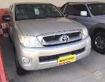 Foto Toyota Hilux 2009 4X4