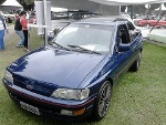 Foto Ford Escort 1995 à - carros antigos