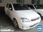 Foto Chevrolet Corsa Sedan Branco 2011 Á/G em Goiânia