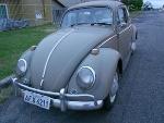 Foto Volkswagen Fusca 1968 raridade unico dono com...