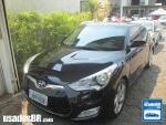 Foto Hyundai Veloster Preto 2011/2012 Gasolina em...