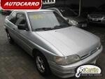 Foto Escort zetec 1.6 8V - Usado - Prata - 1994 - R$...