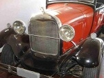 Foto Ford Phaeton 1928 à - carros antigos