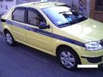 Foto Renault Logan táxi 2012
