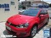 Foto VolksWagen Golf Vermelho 2014 Gasolina em Goiânia