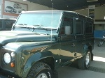 Foto Land Rover Defender 110 4x4 2.4 SW Fire & Ice