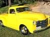 Foto Camionete Chevrolet 1951 Boca De Sapo