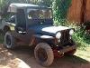 Foto Jeep CJ3 1950 Para Trilha 1950