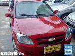 Foto Chevrolet Celta Vermelho 2012/ Á/G em Goiânia