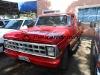 Foto Ford f-1000 cs pick-up 1988/ diesel vermelho