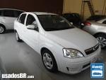 Foto Chevrolet Corsa Sedan Branco 2011/2012 Á/G em...