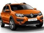 Foto Renault sandero stepway branco