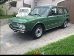 Foto Vw - Volkswagen Brasilia 1982 -