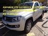 Foto Amarok Cs 2.0 4x4 Mec Diesel 2013 Prata 71.990...