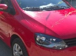 Foto Vw - Volkswagen Fox 2012 vermelho, completo - 2012