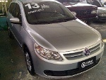 Foto Vw - Volkswagen Gol G5 1.6 4P 2013 Flex Prata...