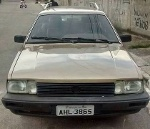 Foto Volkswagen Quantum 1986 à - carros antigos
