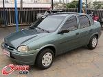 Foto GM - Chevrolet Corsa Sedan Super 1.0 98/99 Verde