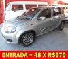 Foto Fiat Uno Sporting 1.4 8v Cinza Completo 2012