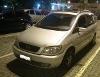 Foto Chevrolet Zafira CD com teto solar 2003