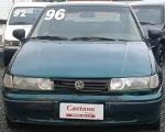 Foto Volkswagen pointer cli 1.8 4P 1996/ Gasolina VERDE