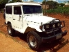 Foto Toyota Band. Jipe te jeep curto cabine de aço...