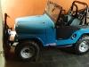 Foto Ford jeep 1976/ azul